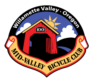 Mid-Valley Bike Club Logo