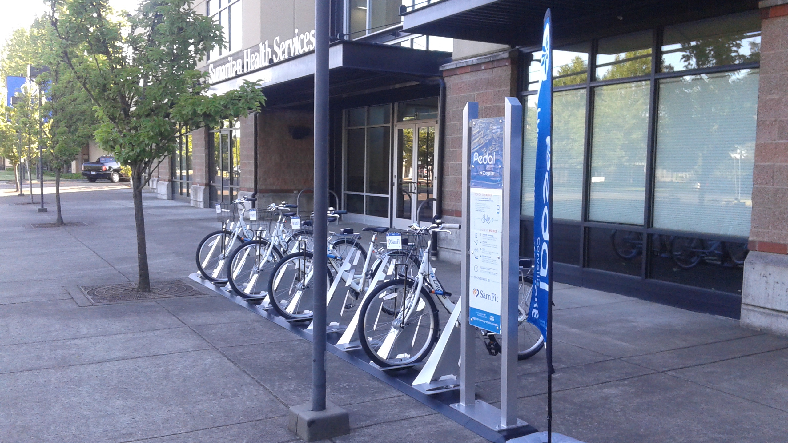 Pedal Bike Station