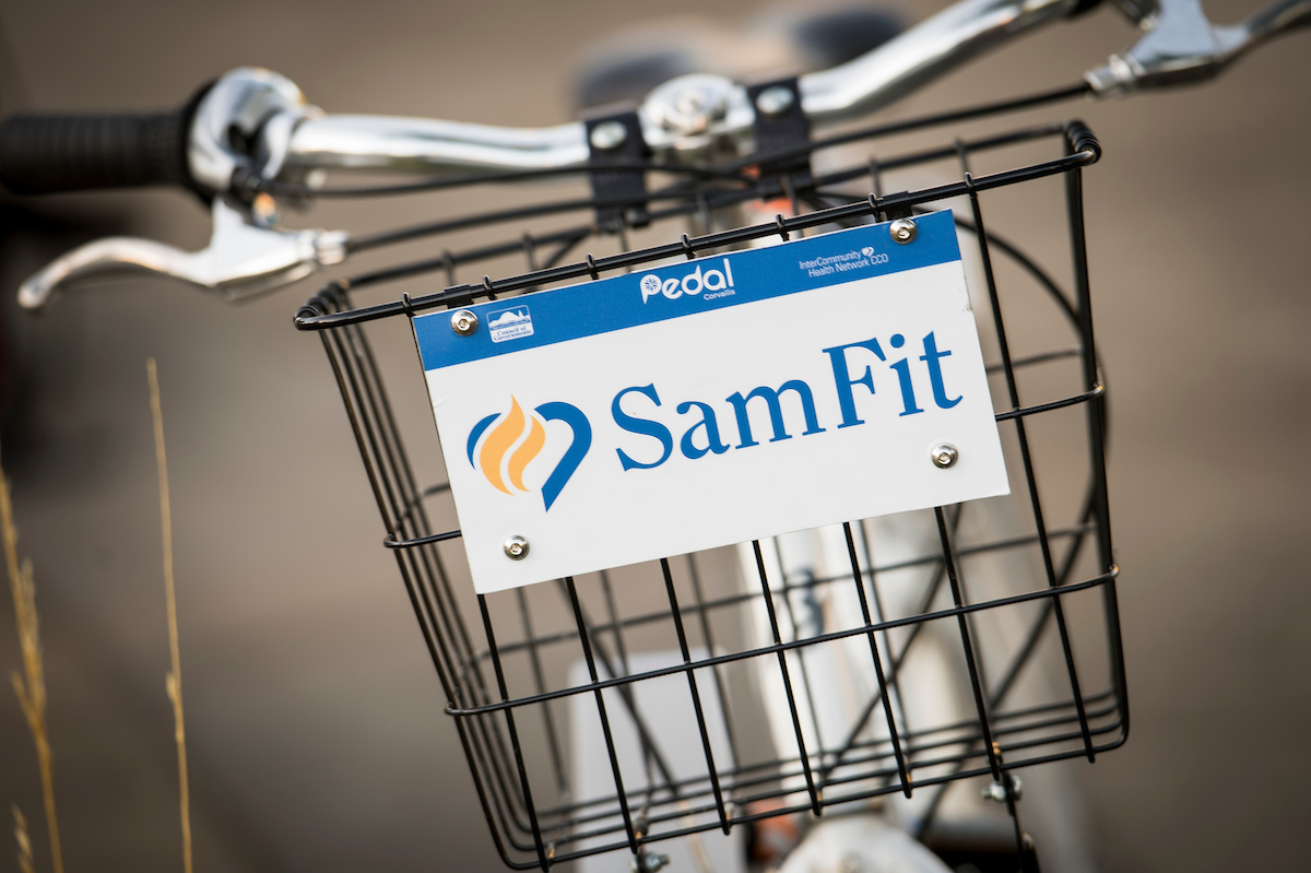 SamFit Bike Basket