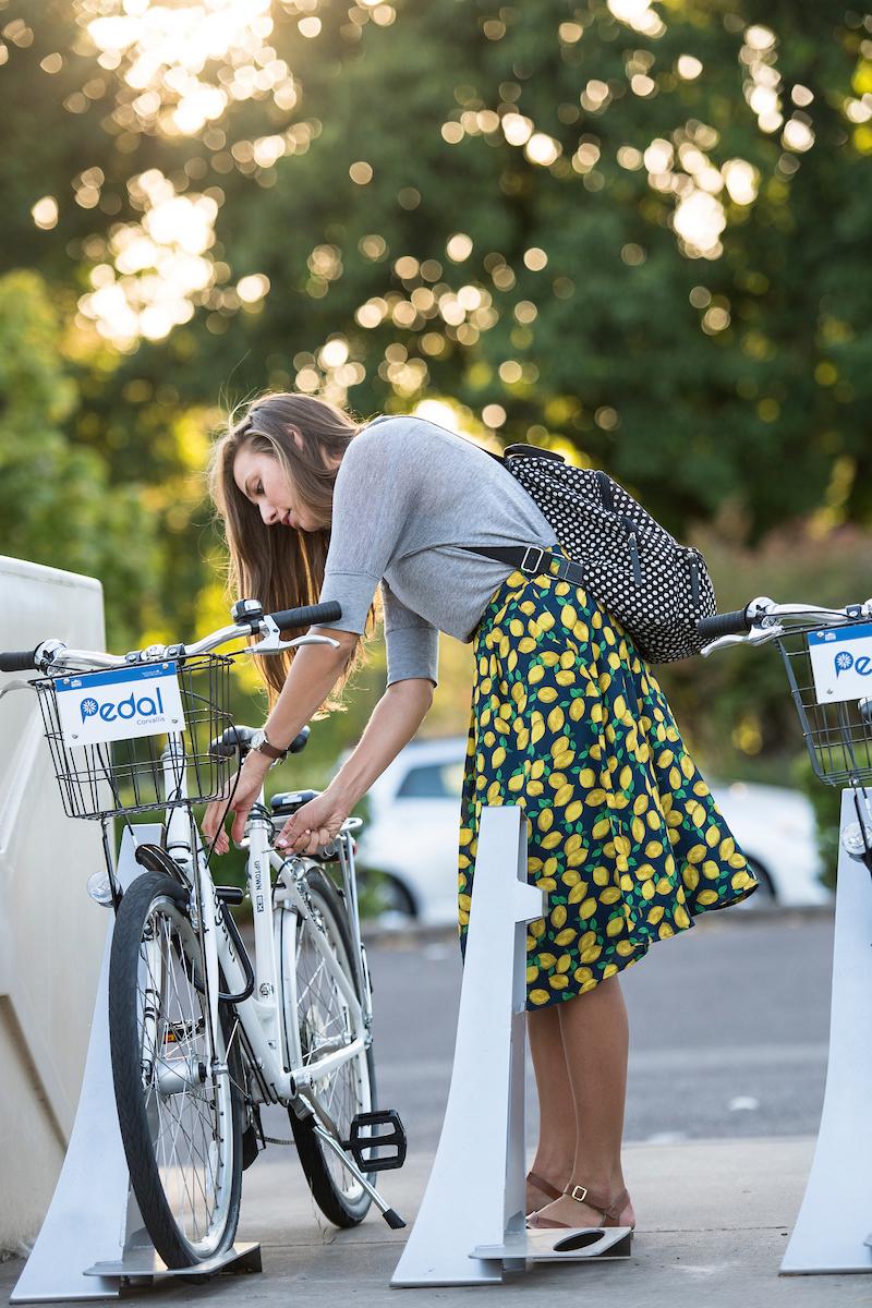 Bike Station Users