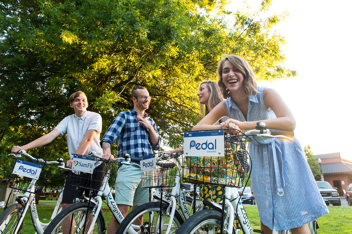 Pedal Corvallis Members