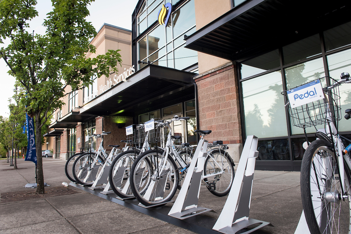 SamFit Bike Station